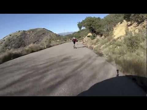 SantaGnarbara Longboarding: Cruzin' SB with K-rimes and Tyler
