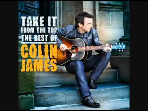 Colin James - I hope you're happy