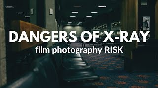 Will Airport X-Ray Damage Your Film?