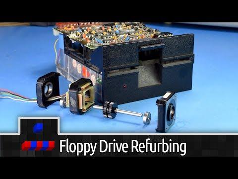 Floppy Drive Refurbing
