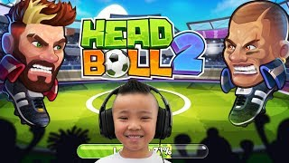 Head Ball 2 Funny Soccer Game Fun With CKN Gaming