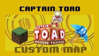 Captain Toad Treasure Tracker Minecraft - Level 1