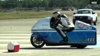 Minutes Later Motorcyclist Racer Bill Warner Died In 285 Mph Crash