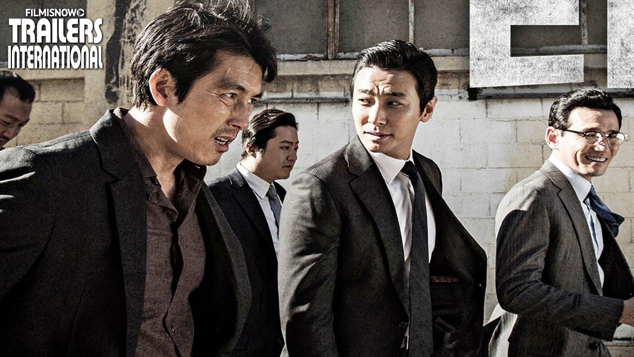 ASURA: THE CITY OF MADNESS - a Kim Sung-Soo film   Teaser Trailer [HD]