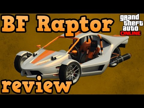 GTA online guides - BF Raptor review
