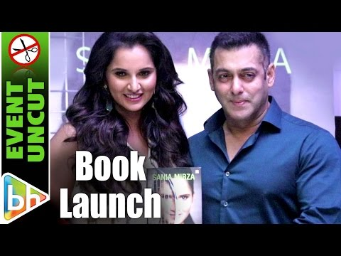 Salman Khan | Sania Mirza | Event Uncut | Ace Against Odds Book Launch