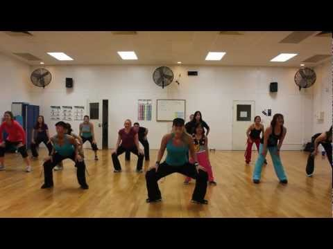 Pitbull - shake Senora -  Choreography For Dance Fitness video