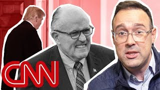 Rudy Giuliani is Donald Trump