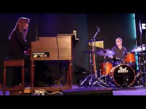 Barbara Dennerlein&Tony Monaco play together