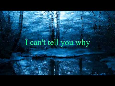 """I Can't Tell You Why"" from their 1979 album ""The Long Run"" . This song was released in 1980 and became a Top 10 hit in April 1980, reaching #8 and also peak..."