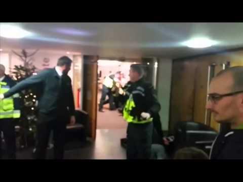 University of Warwick - Police Violence - TASER