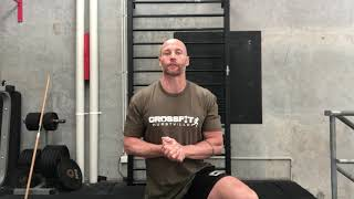 Technique Tip- Strict Leg Raise