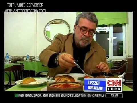 RUMİ USTA MERZİFON CNN TURK  ÜNSAL YEMEK KEŞKEK KUZU