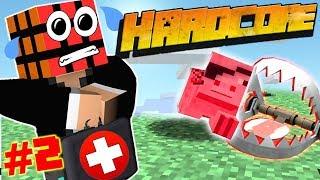SONO DIVENTATO UN VETERINARIO?! - Minecraft Hardcore S3 #2