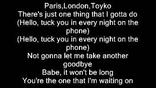 Big time rush-worldwide-letra(lyrics)