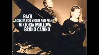 Bach Sonatas for Violin and Piano - Viktoria Mullova