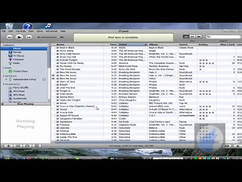 How to Upload Limewire Songs to Your iPod