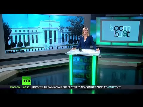 [165] Frances Coppola discusses Fed Rate Hike & Anthony Randazzo on govt pensions