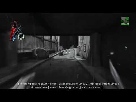 Dishonored - Logro / Trofeo - Achievement / Trophy - Velocidad de las Tinieblas / Speed of Darkness