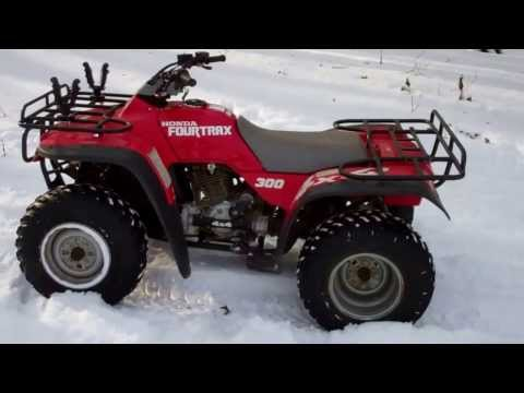 1993 Honda FourTrax 300 4x4