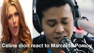 The power of love. Marcelito Pomoy and Celine Dion duet.