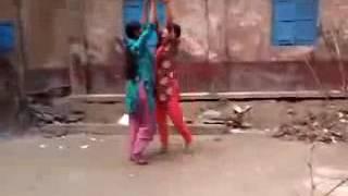 07 awsame BD village girls dance  1482063798698