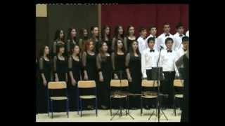 Adana Güzel Sanatlar Lisesi Batı Müziği Korosu  ( ALABALIK )   Şef : BETÜL GÜMÜŞ