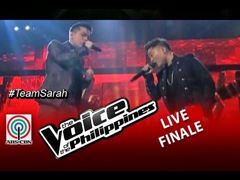 The Live Shows wrecking Ball Duet By Jason Dy And Charice Pempengco (season 2) video