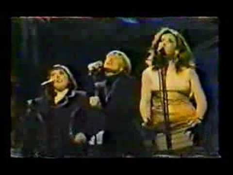 Wilson Phillips - Hold on(1st network TV performance)