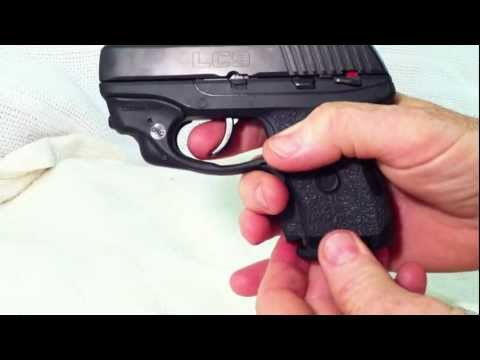 Ruger LC9 Trigger Improvements #1