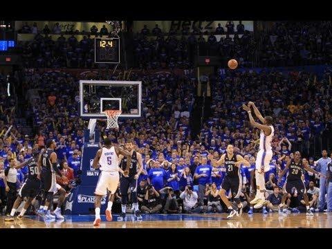 2013 NBA Playoffs: Clutch Shots - YouTube