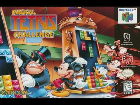 Magical Tetris Challenge Music - Wolf's Theme