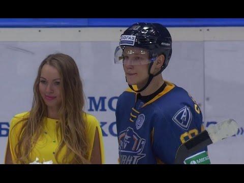 Никита Сошников в матче против СКА / Recap: Nikita Soshnikov vs. SKA