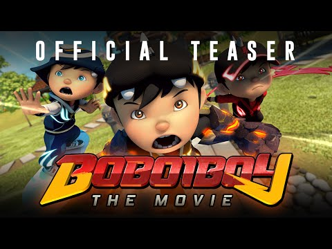 BoBoiBoy: The Movie Official Teaser