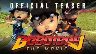 BoBoiBoy: The Movie Official Teaser  - Di Cinema 3 Mac 2016 (Malaysia) & 13 April 2016 (Indonesia)