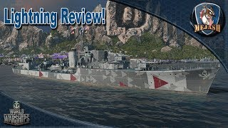 Lightning Review: My new favorite T8 Destroyer?