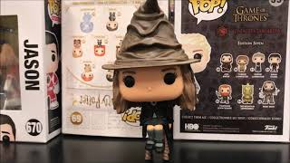 Funko POP Hermione Granger Harry Potter  Nycc 2018 Fall Exclusive  #FunkoPop #HarryPotter #NYCC