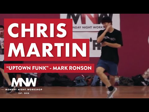 Monday Night Workshop: Chris Martin