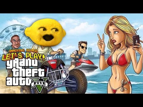 Grandpa Lemon Gets Confused by GTA V Mods
