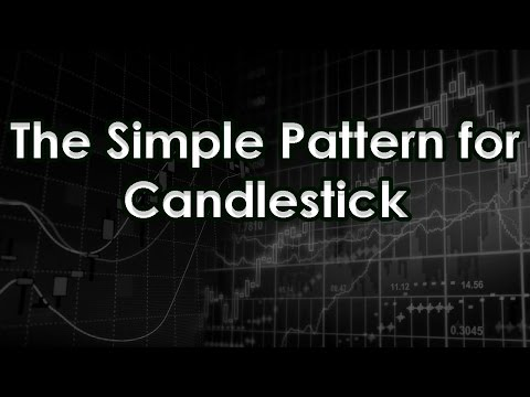 The Simple Pattern for Candlestick