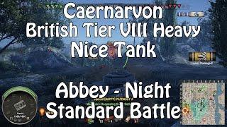 World Of Tanks || Xbox One || Caernarvon || Nice Tank