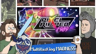 Pixel Ripped VR: A Game WITHIN A GAME - Those Gamer Guys