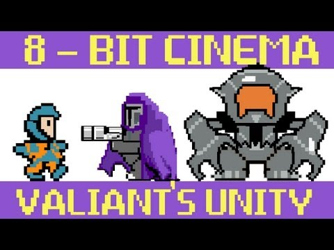Valiant Comics Unity #1 - 8 Bit Cinema!