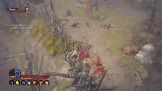 Diablo 3 || Прохождение [ PlayStation 4 ] || Высокий уровень сложности || Сезон за ДХ || Часть 2