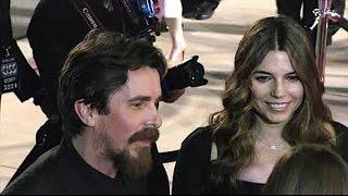 CHRISTIAN BALE brings his wife SIBI BLAZIC to Palm Springs International Film Festival Awards gala