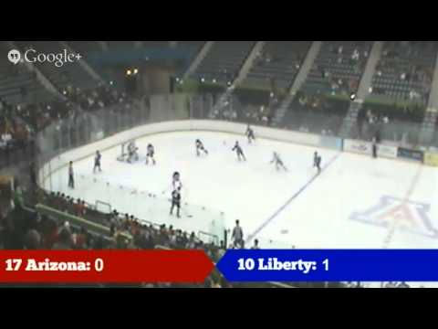 Arizona vs. Liberty October 25, 2014