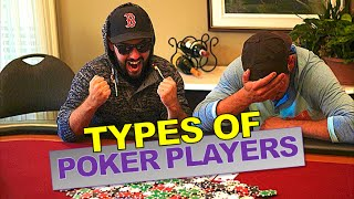Stereotypes: Poker Night