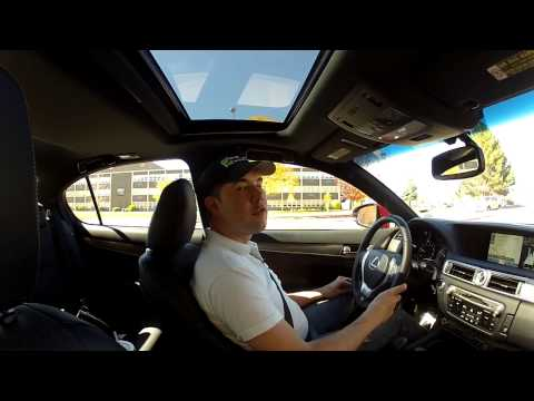 Real Videos: 2013 Lexus GS 350 F-Sport Sport Sedan Review