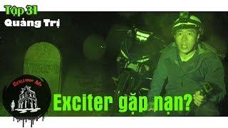 Sự thật kinh hoàng về cổng làng ma ám bí ẩn ở Quảng Trị tối kỵ người chạy Exciter