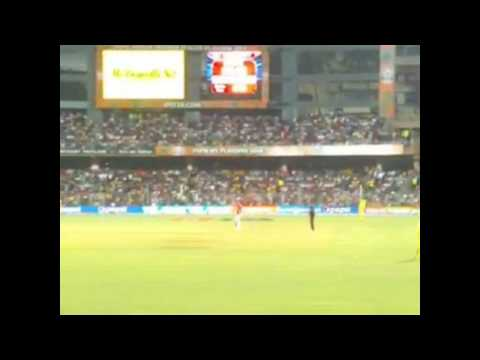Wriddhiman Saha Century in IPL Final 2014!!! 01st June 2014 !!!
